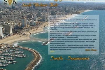 Israele Unico Viàggi Guidati In Israèle con Sarah-Werbner-Kali